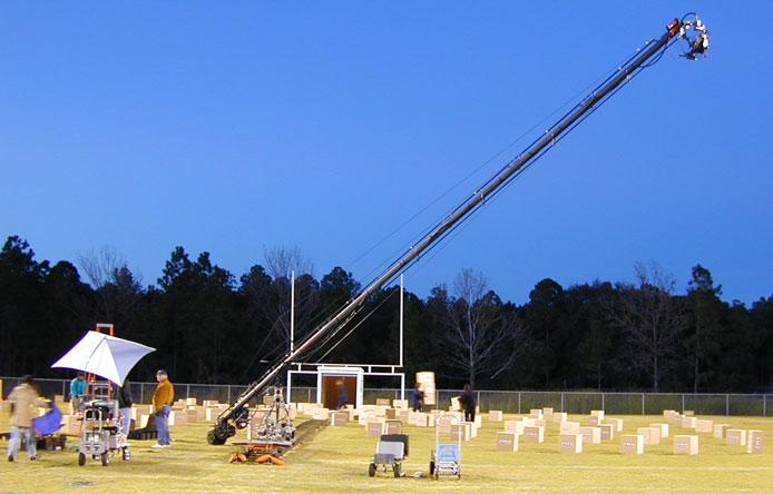 Camera Crane Rentals Tampa, FL